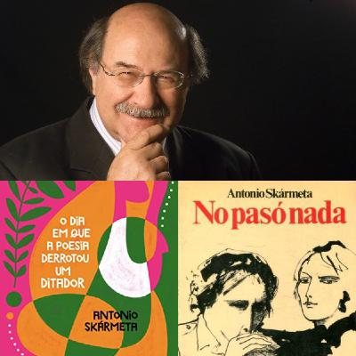 t02e26 - Vozes da Ursal - Antonio Skármeta e a ditadura chilena