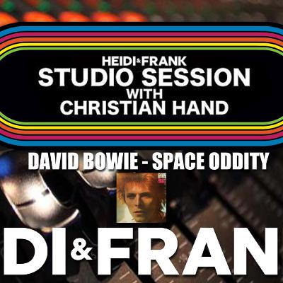 HF Studio Session With Christian James Hand 01/11/21