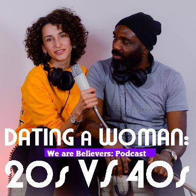 Dating a woman in her 20s versus her 40s