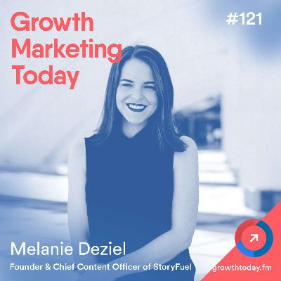 Guerrilla Marketing Tactics To Get Over 100k Impressions For A Book Launch with Melanie Deziel (GMT121)
