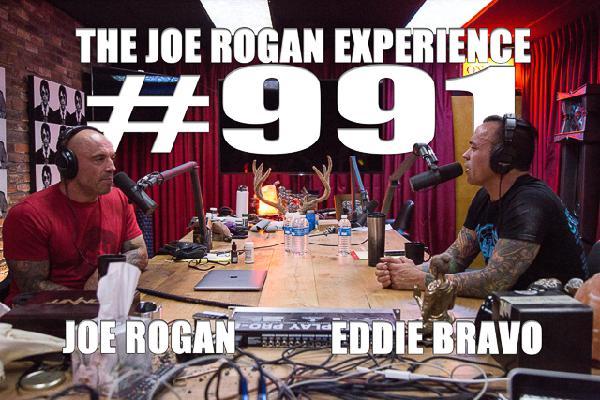 #991 - Eddie Bravo