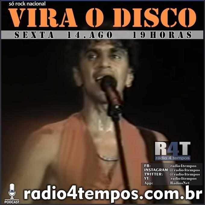 Rádio 4 Tempos - Vira o Disco 73