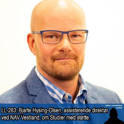 LL-283: Bjarte Hysing-Olsen om Studier med støtte