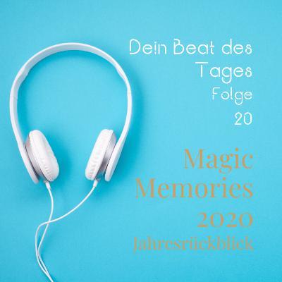 Magic Memories 2020 - Gesundheit und Wohlbefinden
