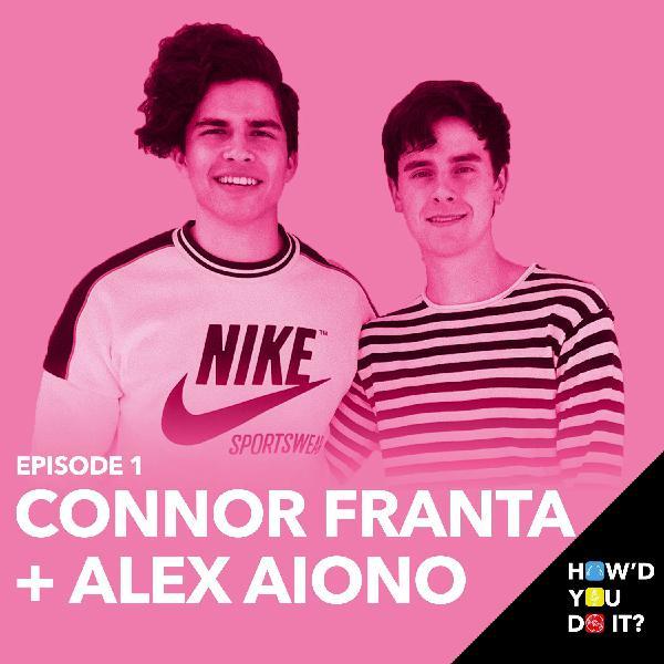 1: Alex Aiono & Connor Franta - A Musical Conversation   Episode 1