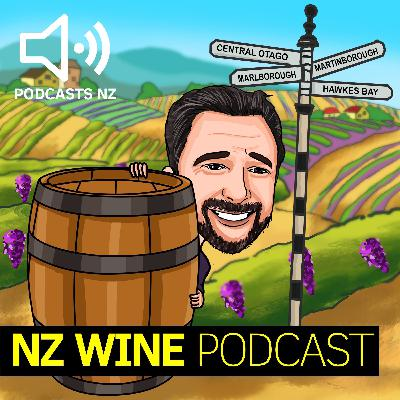 NZ Wine Podcast 55: Three Miners Vineyard