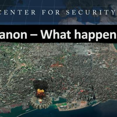 """""""Lebanon's Chernobyl"""" John Haller's Prophecy Update"""