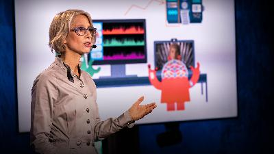 How I'm using biological data to tell better stories -- and spark social change | Heidi Boisvert