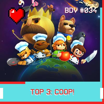 TOP 3: Jogos Cooperativos