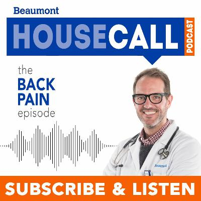 the Back Pain episode