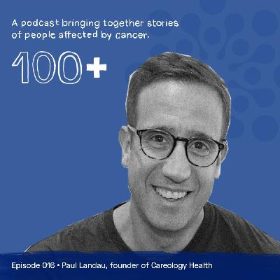 Putting you in control of your cancer care with Paul Landau