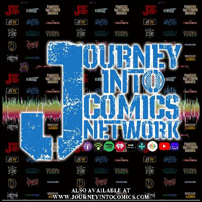 Journey Into Comics 342 - Zemo's Little Alfred Dude (The Falcon and Winter Soldier Review)
