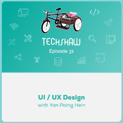 UI/UX Design with Yan Paing Hein