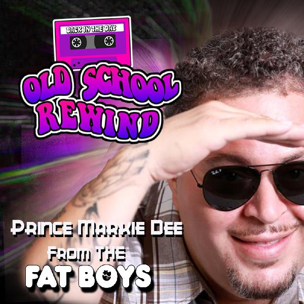 Prince Markie Dee From The FatBoys