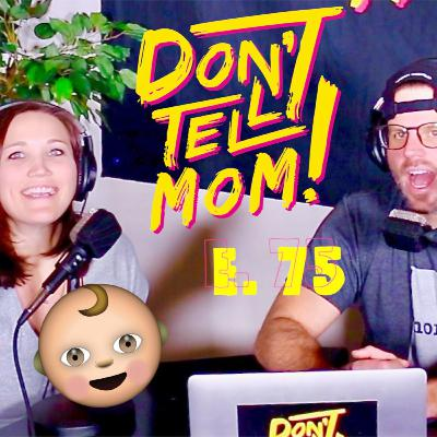 HAVING ANOTHER BABY! (Vasectomy Reversal, Iron Infusions, Cravings) Don't Tell Mom: e. 75