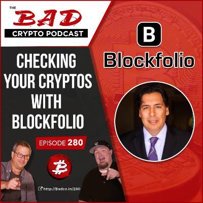 Checking Your Cryptos with Blockfolio