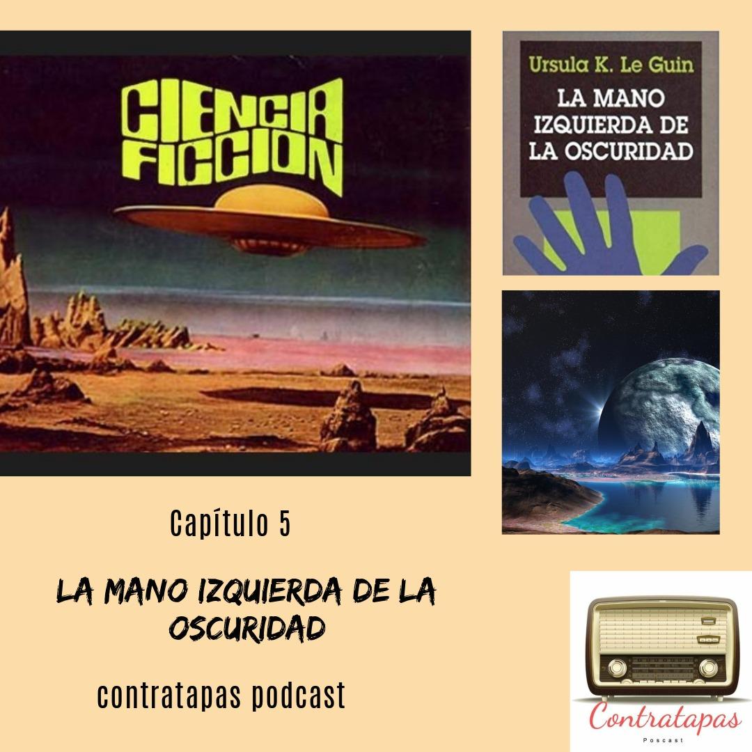 5. Ciencia ficción - La mano izquierda de la oscuridad