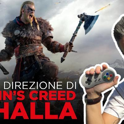 """Assassin's Creed Valhalla e la """"nuova"""" direzione di Ubisoft"""