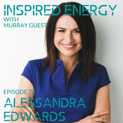 Episode 78 - Alessandra Edwards | Performance & Wellbeing expert for CEOs