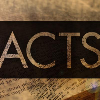 Acts Series - Part 3