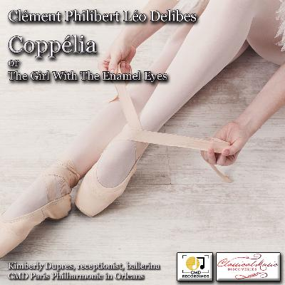 16120 Delibes: Coppélia or, The Girl With The Enamel Eyes