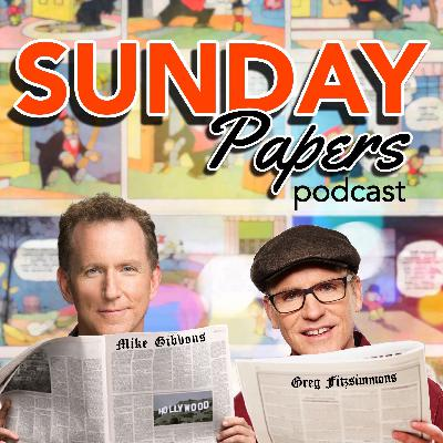 Sunday Papers w/ Greg and Mike Ep: 39 11/29/20