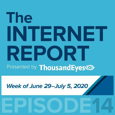 Ep. 14 India Swipes Left on TikTok, GCP Outage Hits Multiple AZs, & Cloud Networking 101 for Enterprises (Week of June 29-July 5)