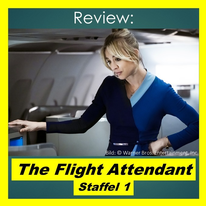 Review: The Flight Attened (S1)