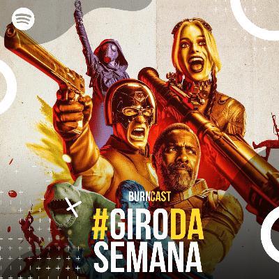 GIRO DA SEMANA #34: Trailer de Esquadrão Suicida, San Diego Comic-Con presencial e lançamento de 'Wild Rift' no Brasil