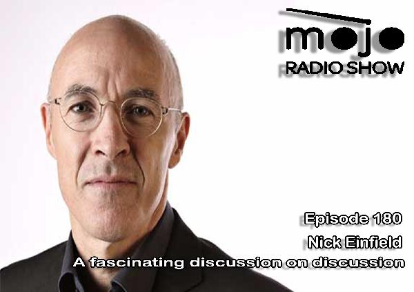 """The Mojo Radio Show EP 180: A Fascinating Discussion on """"Discussion,"""" Choose Words Wisely - Professor Nick Enfield"""