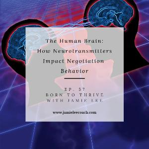 Ep. 57 The Human Brain: How Neurotransmitters Impact Negotiation Behavior
