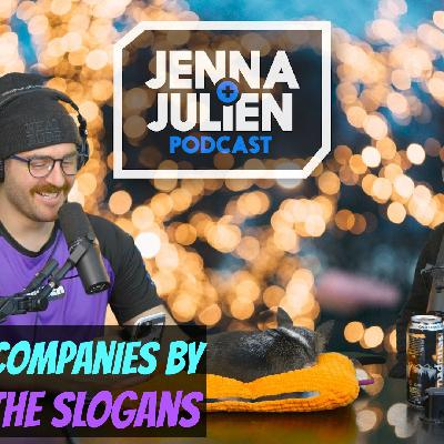 Podcast #256 - Guessing Companies by Hearing The Slogans