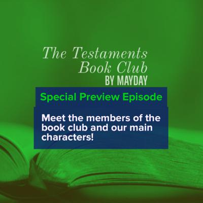 The Testaments Book Club : Intro Discussion