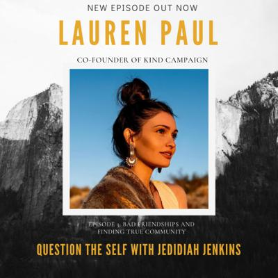 Bad Friendships and Finding True Community with Lauren Paul