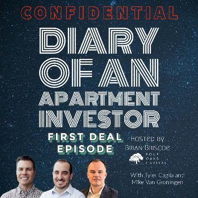 First Deal Episode with Tyler Caglia and Mike Van Groningen