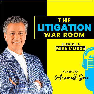"""Building a """"Fireproof"""" Law Firm with Mike Morse"""