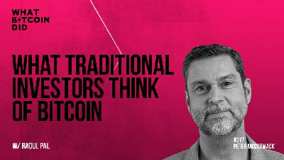What Traditional Investors Think of Bitcoin with Raoul Pal