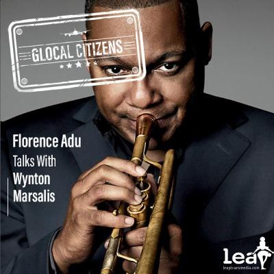 "Episode 47: On Mythology and Humanity's ""Ever Fonky Lowdown"" with Wynton Marsalis"