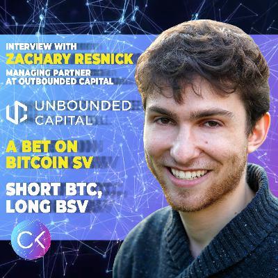 "A bet on Bitcoin SV: ""Short BTC, long BSV"" (w/ Constantin Kogan & Zachary Resnick)"