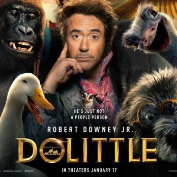 DOLITTLE (2019) Hela Filmen Online på Nettet Danske Swesub Undertekster