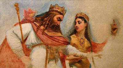 40 – Great Merovingian Women