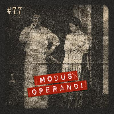 #77 - Os Crimes da Rua do Arvoredo