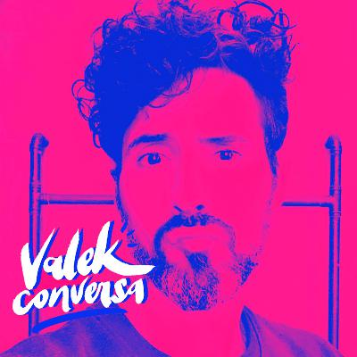 Valek conversa com Eric Novello