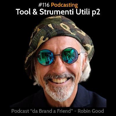 Podcasting: Tool & Strumenti II