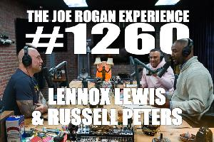 #1260 - Lennox Lewis & Russell Peters