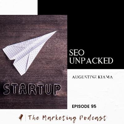 SEO for Startups | SEO unpacked | How to