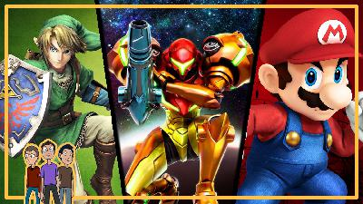 Episode 71: Mario vs Link vs Samus - Who would win in a fight?