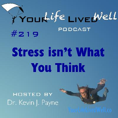 Stress isn't What You Think
