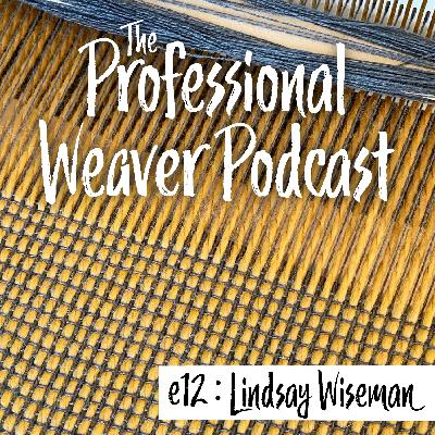 12 : Don't let Perfection Get in the Way of Progress with Lindsay Wiseman