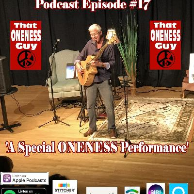 A Special 'ONENESS' Performance
